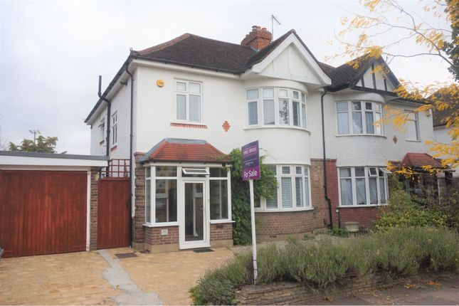 Thumbnail Semi-detached house for sale in Tring Ave, Ealing