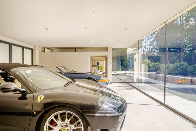 Garaging of Quarry Road, Neston CH64