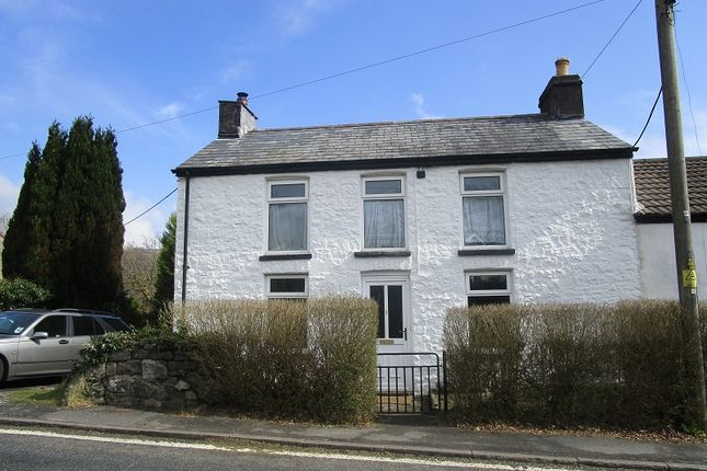 Thumbnail Semi-detached house for sale in Morfa Uchaf, Brecon Road, Penycae, Swansea.
