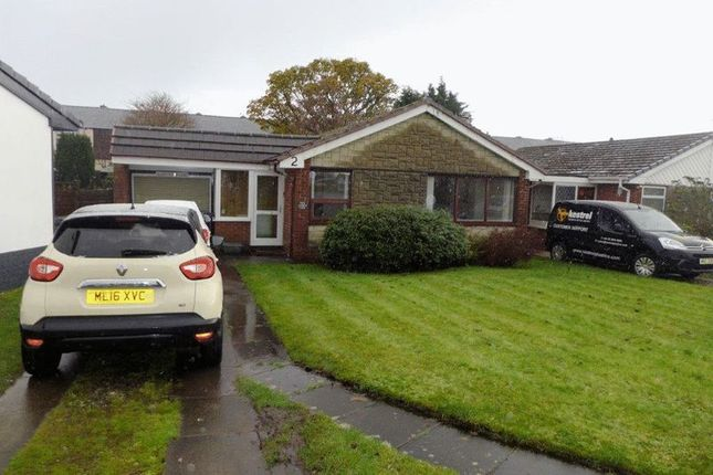 Thumbnail Detached bungalow to rent in Anfield Close, Unsworth, Bury