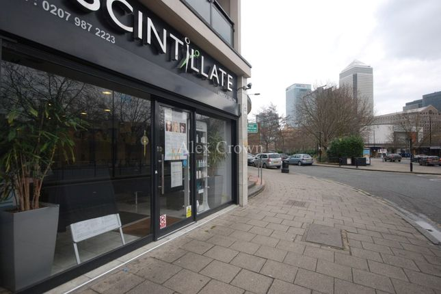 Thumbnail Retail premises for sale in West India Dock Road, London
