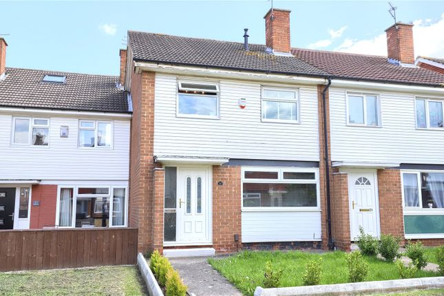 Thumbnail Terraced house for sale in Staveley Walk, Ormesby, Middlesbrough