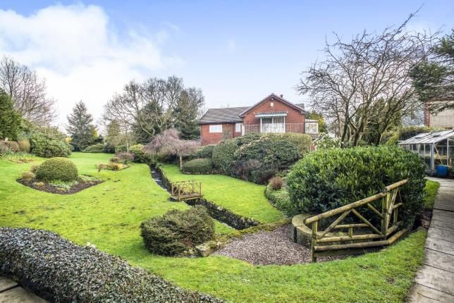 Thumbnail Bungalow for sale in Bolton Road, Hoghton, Preston
