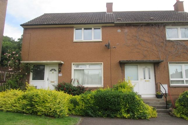 Thumbnail Terraced house to rent in Spence Avenue, Burntisland