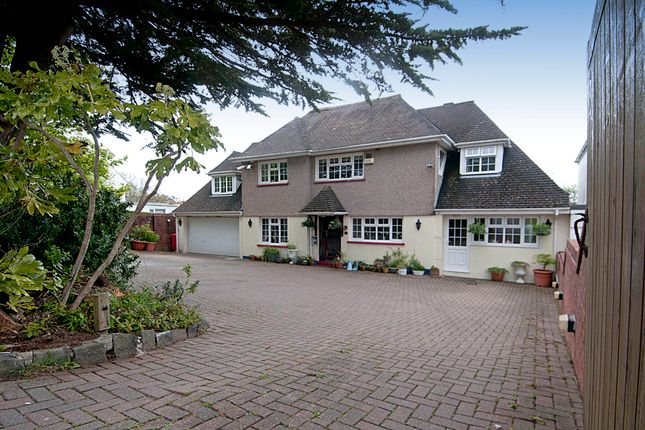 Thumbnail Detached house for sale in Thanemoor, 50 Higher Lane, Langland, Swansea, South Wales