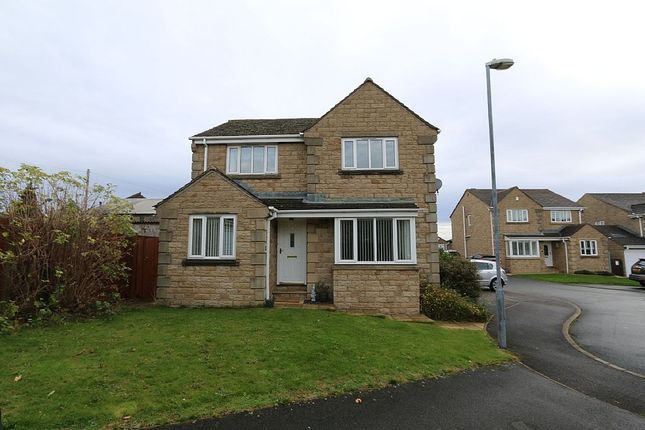 Thumbnail Detached house for sale in Spinners Way, Scholes, Cleckheaton, West Yorkshire