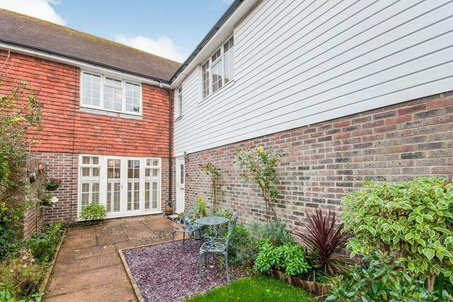 Thumbnail Terraced house for sale in Church Lane, Pevensey