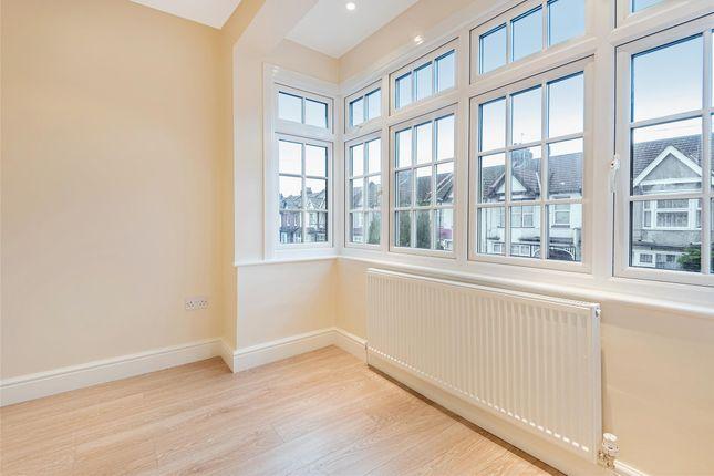 Reception Room of Whitford Gardens, Mitcham, Surrey CR4