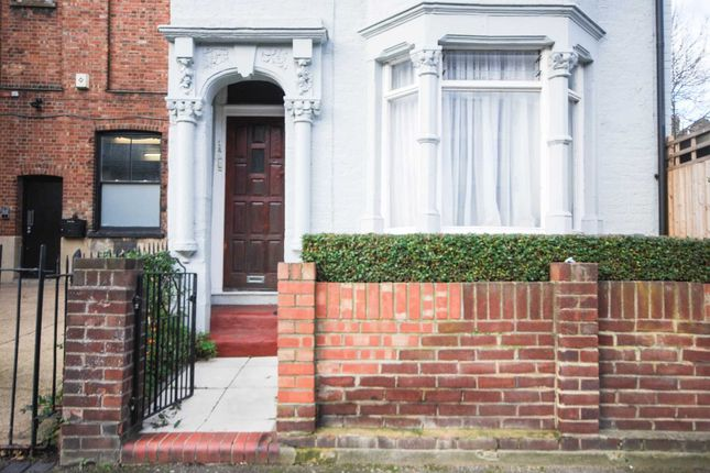 Thumbnail Flat to rent in Green Pond Road, London