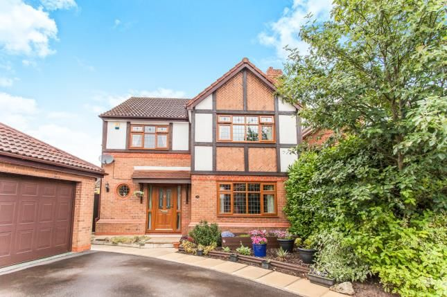 Thumbnail Detached house for sale in Marsham Road, Westhoughton, Bolton, Greater Manchester