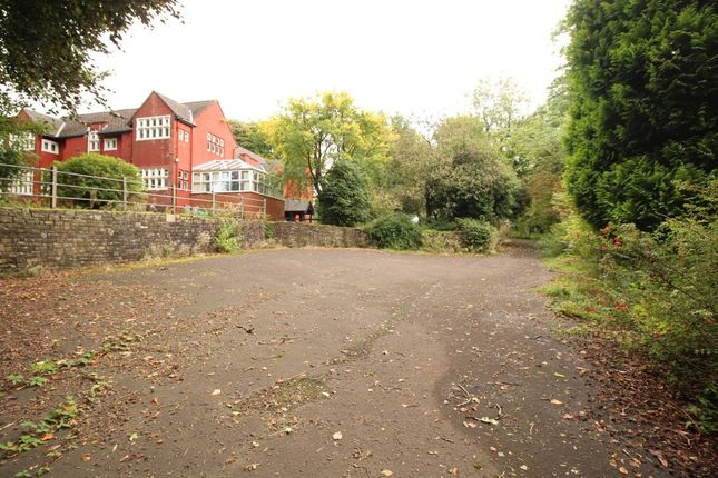Thumbnail Land for sale in Hollincross Lane, Glossop