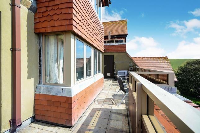 Balcony of Falmer Road, Rottingdean, Brighton, East Sussex BN2