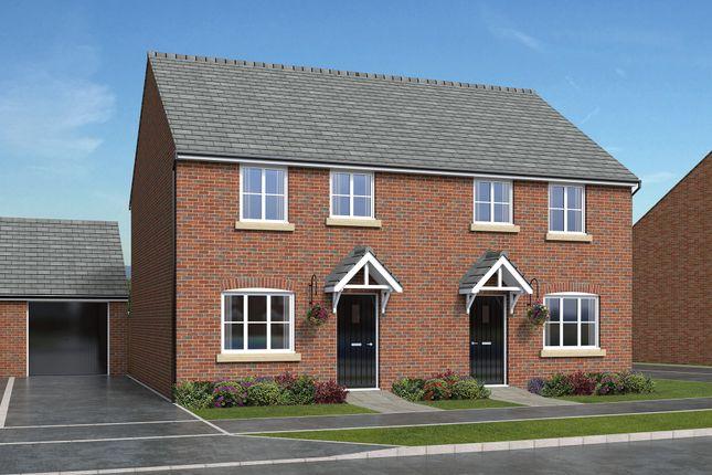 Thumbnail Semi-detached house for sale in Kingstone Grange, Kingstone, Herefordshire