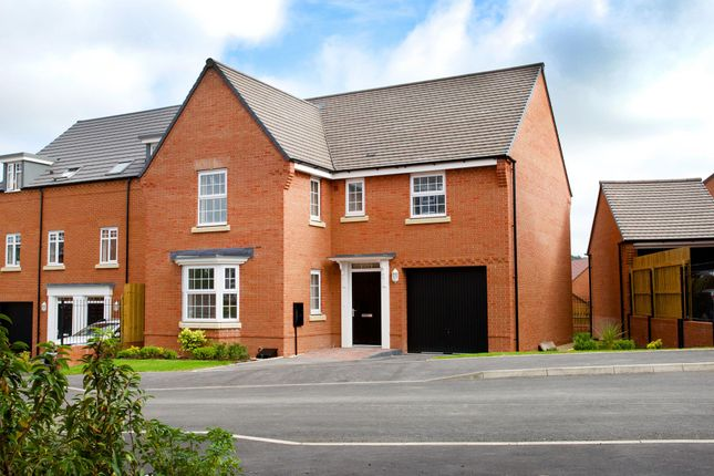 "Thumbnail Detached house for sale in ""Drummond"" at Wellfield Way, Whitchurch"