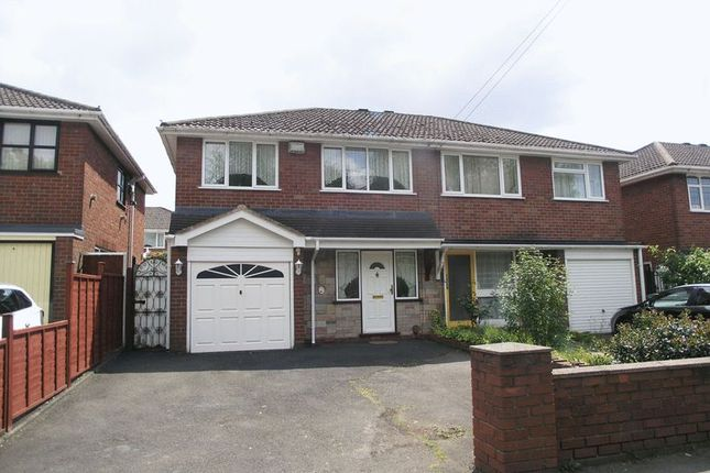 Thumbnail Semi-detached house for sale in Dudley, Netherton, Saltwells Road