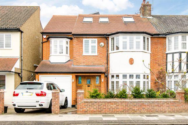 Thumbnail Semi-detached house to rent in Gordon Avenue, London