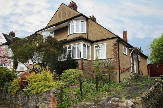 Thumbnail Semi-detached house for sale in Oak Tree Drive, Totteridge, London