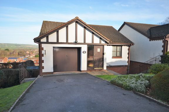 Thumbnail Detached house for sale in Cudmore Park, Tiverton