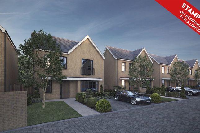 Thumbnail Semi-detached house for sale in Lawrie Park Place, Sydenham