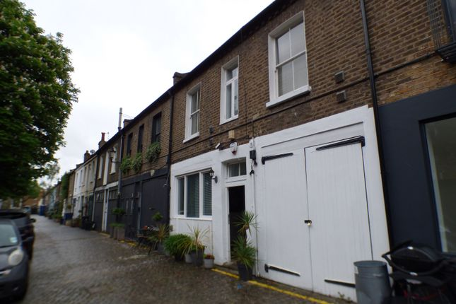 Thumbnail Terraced house to rent in Russell Gardens Mews, Kensington