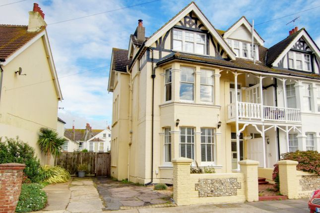 Thumbnail Semi-detached house for sale in St. Georges Road, Worthing