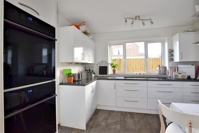 Thumbnail Detached house for sale in Strettit Gardens, East Peckham, Tonbridge, Kent
