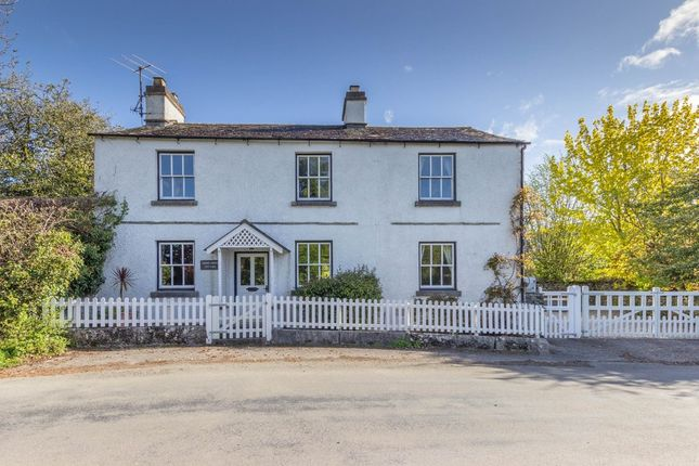 Thumbnail Detached house for sale in Crosthwaite, Kendal