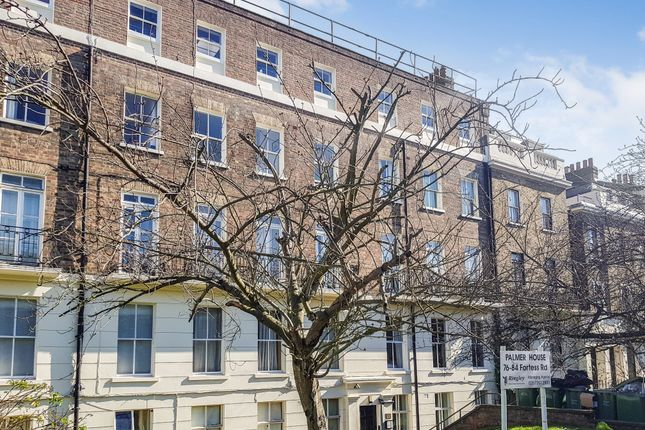 Thumbnail Flat to rent in Fortess Road, London