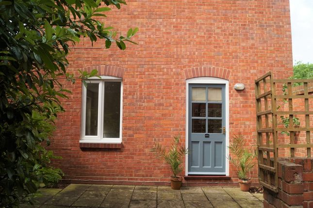 Thumbnail Detached house for sale in St. Johns, Worcester