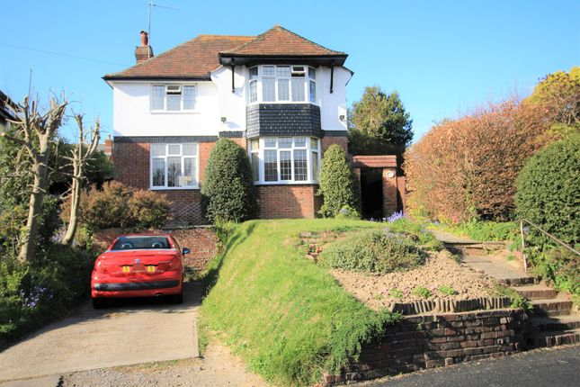 Thumbnail Detached house for sale in Broad Oak Lane, Bexhill-On-Sea