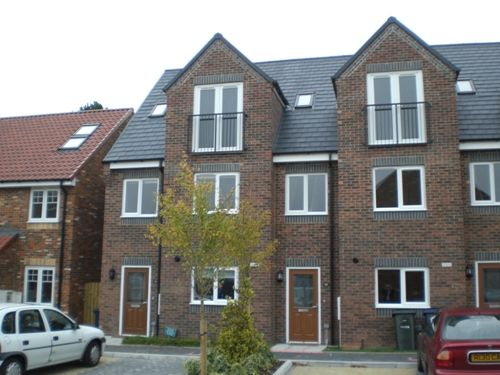 Thumbnail Semi-detached house to rent in Alnmouth Court, Bakers, Newcastle Upon Tyne