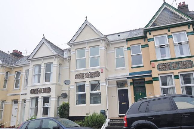Front of Endsleigh Park Road, Peverell, Plymouth PL3