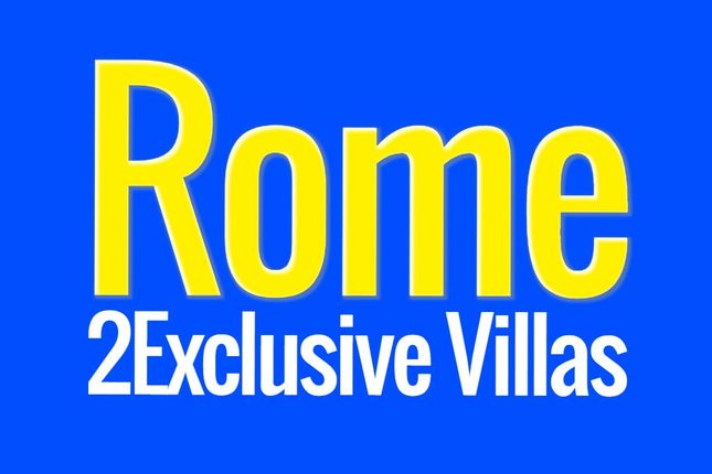 Thumbnail Town house for sale in Balduina, Rome City, Rome, Lazio, Italy