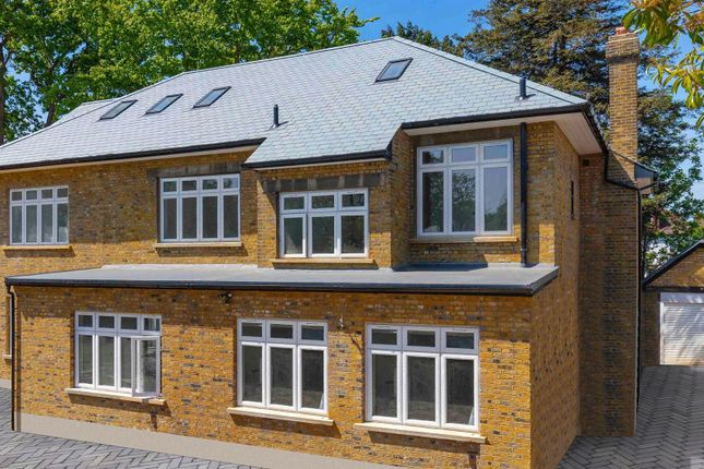 Thumbnail Property for sale in Moorslea, Winchmore Hill, London