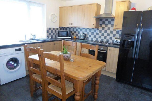 Kitchen of James Close, Bryncethin, Bridgend, Bridgend. CF32