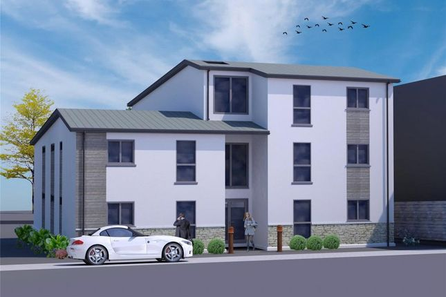 Thumbnail Flat for sale in St Andrews Place, Stratton, Hospital Road, Bude