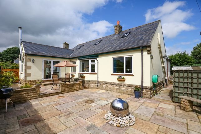 Thumbnail Detached bungalow for sale in Alma Road, Tideswell, Buxton