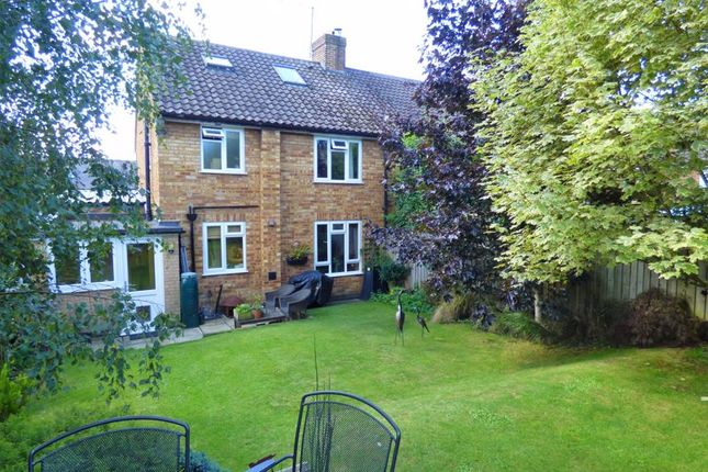 Rear Garden of Green Lane, Wootton, Northampton NN4
