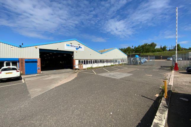 Thumbnail Industrial to let in Heath Street Industrial Estate, Abberley Street, Smethwick