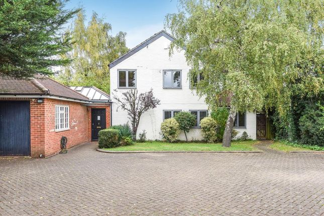 Thumbnail Detached house to rent in Petersham, Richmond
