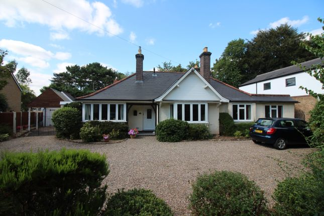 Thumbnail Detached bungalow for sale in 193 Worcester Road, Hagley