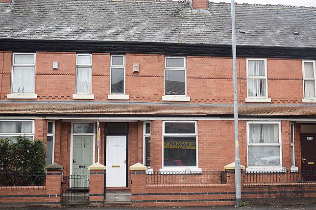 Thumbnail Terraced house for sale in Claremont Road, Rusholme, Manchester