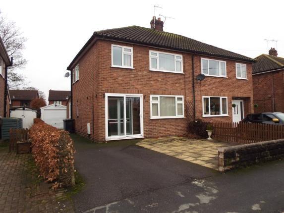Thumbnail Semi-detached house for sale in Park Estate, Shavington, Crewe, Cheshire