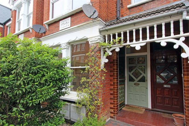 Thumbnail Flat for sale in Crescent Road, Alexandra Park, London