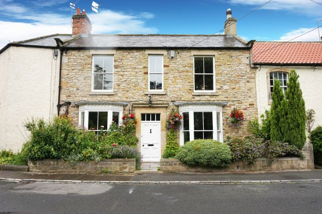 Thumbnail Terraced house for sale in The Green, 5 Low Road, Gainford, Darlington