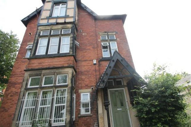 Thumbnail Terraced house to rent in Grosvenor Road, Hyde Park, Leeds