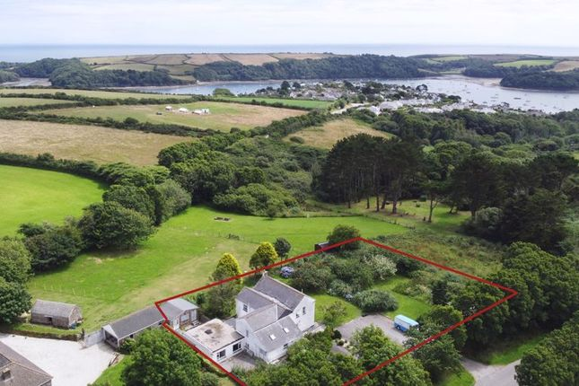 Thumbnail Detached house for sale in Upper Castle Road, St Mawes, Cornwall