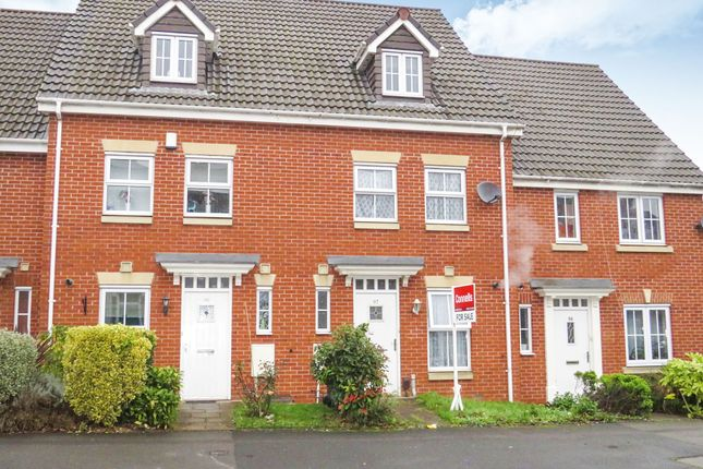 Thumbnail Terraced house for sale in Hospital Street, Walsall