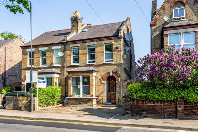 Thumbnail Semi-detached house to rent in Maidenhead Road, Windsor