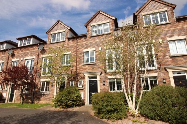Thumbnail Terraced house for sale in Fontaine Place, Lisburn